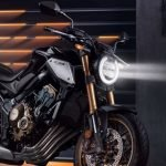 Honda CB650R en Madrid