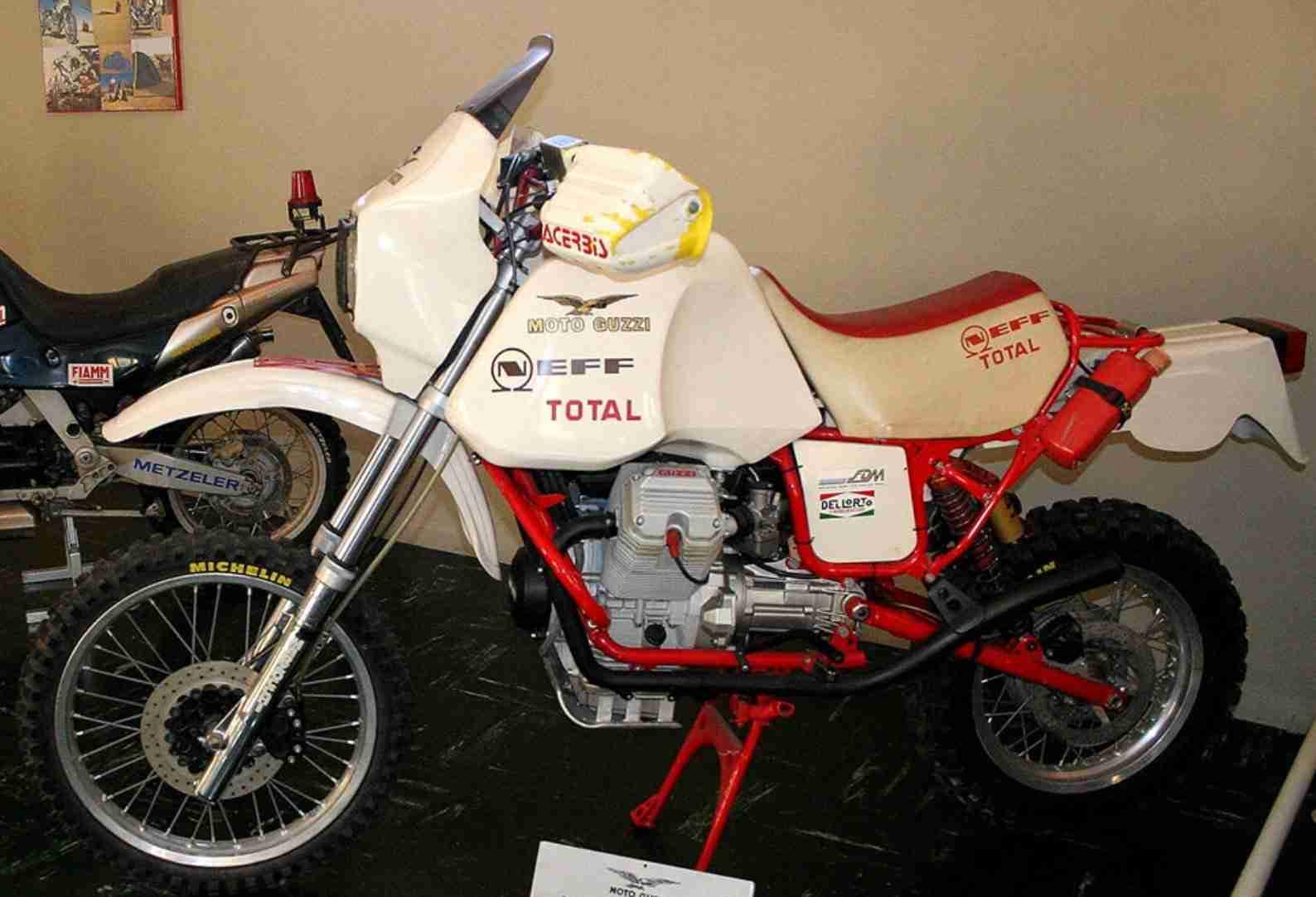 Moto Guzzi V75 1986
