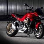 MotoGuzzi V100 TT en Madrid